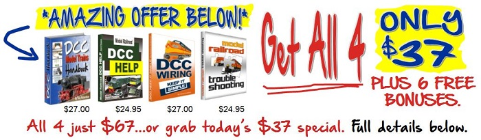 4 dcc model trains ebooks offer